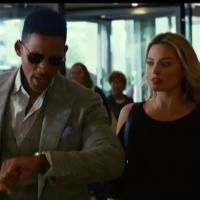 VIDEO: Teaser Trailer for FOCUS, Starring Will Smith and Margot Robbie