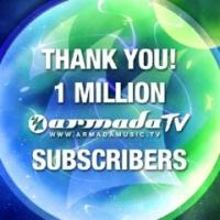 Armada Music TV Reaches 3 Million Subscribers