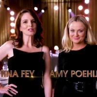 VIDEO: Hosts Tina Fey & Amy Poehler Reveal Wardrobe Plans in GOLDEN GLOBE AWARD Promo