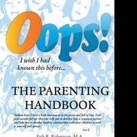 Psychologist Erik Robertson Releases OOPS!