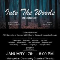 INTO THE WOODS Benefit Concert Set for Metropolitan Community Church of Toronto Tonight
