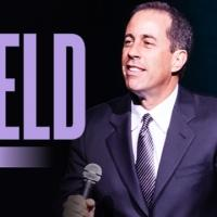 Tickets on Sale Today for Jerry Seinfeld at Wharton Center