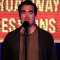 STAGE TUBE: Brian d'Arcy James Performs 'All Will Be Well' at BROADWAY SESSIONS