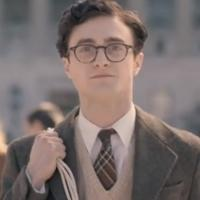 VIDEO: Daniel Radcliffe Stars as Beat Poet Allen Ginsberg in KILL YOUR DARLINGS Teaser