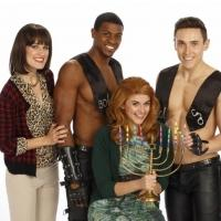 Photo Flash: Cast of 50 SHADES! THE MUSICAL PARODY Celebrates Holidays!