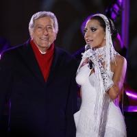 VIDEO: Lady Gaga & Tony Bennett Perform on NEW YEARS EVE WITH CARSON DALY