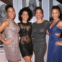 Photo Coverage: BEAUTIFUL's Ensemble Cast Celebrates Opening Night!