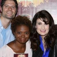 FREEZE FRAME: Idina Menzel, Anthony Rapp & More Celebrate IF/THEN Cast Album Release at Sony Store