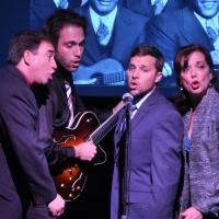 BWW Reviews: ON THE RECORD Croons to the Tunes of Days Gone By
