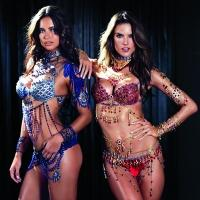 Adriana Lima And Alessandra Ambrosio Will Both Wear The Dream Angels Fantasy Bra