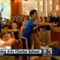 STAGE TUBE: Seize the Day! NEWSIES Cast Inspires Kids in Philadelphia
