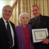 Photo Flash: The Lambs Honors Tony Winner Jim Dale