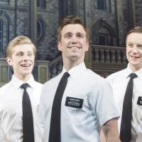 Photo Coverage: First Glimpse Of West End's THE BOOK OF MORMON On Stage!