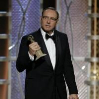 Kevin Spacey Wins GOLDEN GLOBE for Best Actor: 'I Just Want to Be Better'; Full Speech