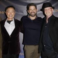 Photo Flash: George Takei and More Attend Matt Zarley's 'hopefulROMANTIC' Screening