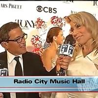 STAGE TUBE: 2013 Tonys Red Carpet - Judith Light