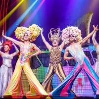 PHOTO FLASH: Presentaci�n de 'Priscilla, Reina del Desierto' en Madrid