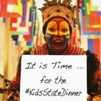 Photo Flash: THE LION KING Ready to Pack Up & Bring Pride Rock to D.C. for the White House's Kids State Dinner