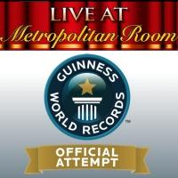 The Metropolitan Room to Attempt 60-Hour Variety Show for Guinness World Record, 1/01-4