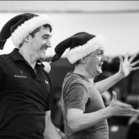 Photo Flash: In Rehearsal with WHITE CHRISTMAS in the West End