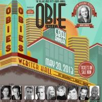 DETROIT, GRIMLY HANDSOME Tie for Best New American Play at 2013 Obie Awards - All the Winners!