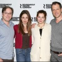 Photo Coverage: Meet the Cast of Roundabout's DINNER WITH FRIENDS!