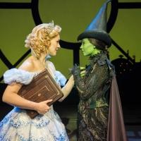 Photo Coverage: Emma Hatton as Elphaba in WICKED!