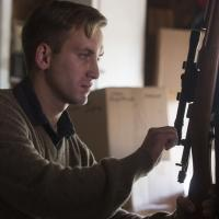 Photo Flash: First Look - Will Rothhaar & Michelle Trachtenberg in Nat Geo's KILLING KENNEDY