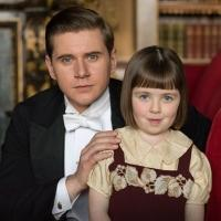 Photo Flash: First Look - Meet Season 5's Crawley & Branson Children of DOWNTON ABBEY!