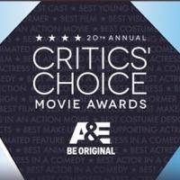 Michael Strahan Hosts 2OTH ANNUAL CRITICS' CHOICE MOVIE AWARDS on A&E Tonight