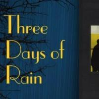 Lisa Datz and GRIMM's Silas Weir Mitchell & Sasha Roiz to Star in THREE DAYS OF RAIN at Portland Center Stage, 5/17-6/21