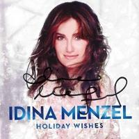 Signed Copies of Idina Menzel's 'Holiday Wishes' Available on Amazon