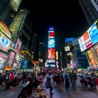 Big Broadway Billboards Could Be Leaving Times Square