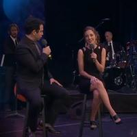 Sneak Peek - Laura Osnes and Santino Fontana Perform on NJTV's AMERICAN SONGBOOK, Today