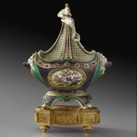 FROM SEVRES TO FIFTH AVENUE: FRENCH PORCELAIN Exhibition on View at The Frick
