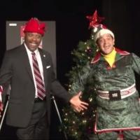 STAGE TUBE: Meet Manning - Denver Mayor Hancock's 'SantaLand' Elf Alter Ego