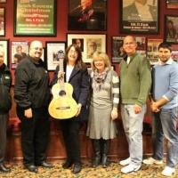 Westhampton Resident Wins Patchogue Theatre's Guitar of the Stars Raffle