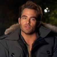 Charming New INTO THE WOODS Interview With Chris Pine