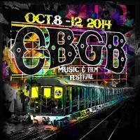 CBGB Announces 3rd Annual CBGB Music & Film Festival This October