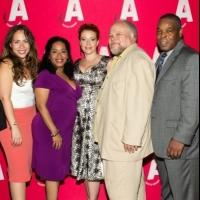 Photo Coverage: Inside Opening Night of Atlantic Theater Company's BETWEEN RIVERSIDE AND CRAZY
