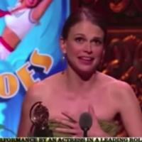 STAGE TUBE: Tony Awards Launch 'Excellence in Theatre Education Award'- Stars Thank Their Teachers!