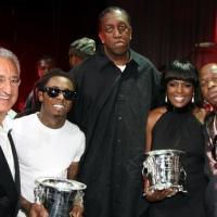 Bryan 'Birdman' Williams, Ronald 'Slim' Williams Honored as BMI Icons