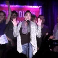 STAGE TUBE: Gabrielle McClinton Sings 'Magic To Do' with Cast of PIPPIN at BROADWAY SESSIONS