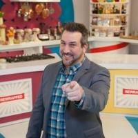 Food Network Premieres Season 2 of REWRAPPED Hosted by Joey Fatone Tonight