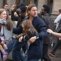 Brad Pitt's WORLD WAR Z Comes to IMAX Theaters for Limited Run Today