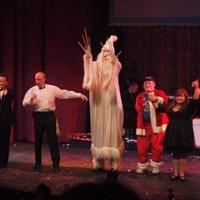Photo Coverage: Troubadour Theater Company's WALKIN' IN A WINTER ONE-HIT-WONDERLAND Curtain Call & Opening Night Celebration