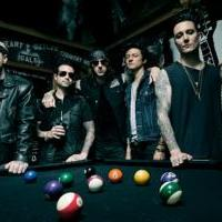 Avenged Sevenfold Plays Joe Louis Arena Tonight