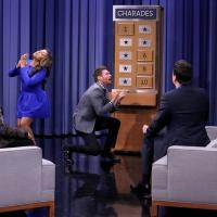 VIDEO: Ryan Seacrest & Taraji P. Henson Face Off in Charades on TONIGHT SHOW