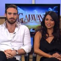BWW TV EXCLUSIVE: GALAVANT Stars Talk New Musical Comedy