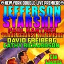 Jefferson Starship Set to Perform 2,000th Concert at The Concert Hall in NYC Tonight, 11/3